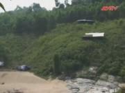 Video An ninh - Đổ xô lên núi xây nhà trái phép chờ đền bù