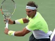 Thể thao - Hot shot: Nadal bị hạ gục bởi cú đánh sở trường