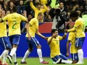 Các giải bóng đá khác - Brazil: Thăng hoa khi không còn là chính mình