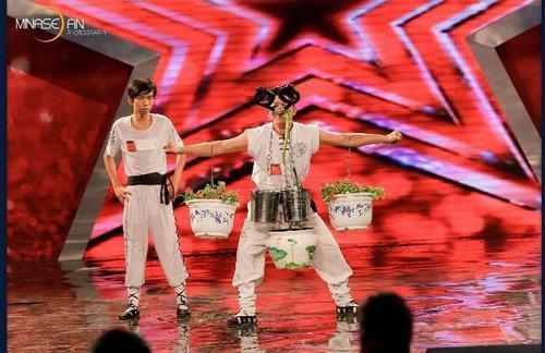 Clip: Võ sư người Việt gây sốt tại Asia's Got Talent