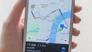 Công nghệ thông tin - Cách dùng Here Maps chỉ đường bằng giọng nói tiếng Việt