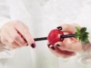 Ẩm thực - Mẹo cắt trái cây đúng chuẩn không phải ai cũng biết