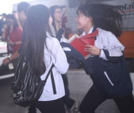 Fan Việt  khóc ngất  khi được gặp EXO