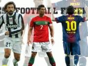 Video bàn thắng - CR7, Messi, Pirlo và những siêu phẩm đá phạt đỉnh nhất