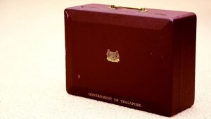 """Singapore sẽ trưng bày chiếc """"hộp đỏ"""" bí ẩn của Lý Quang Diệu"""