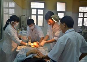 Tin tức Việt Nam - Vụ tai nạn 5 người tử vong: Không ai kịp phản ứng