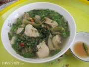 Ẩm thực - Chua giòn, ngọt mát canh bao tử nấu với dưa cải