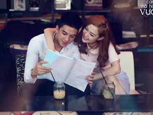 Phim - Bắt gặp Minh Hằng hẹn hò trai đẹp ở quán cafe