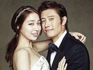 Vợ Lee Byung Hun hạ sinh con trai đầu lòng