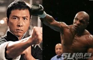 Phim - Chân Tử Đan đối đầu Mike Tyson trong phim hành động cuối