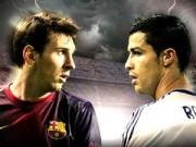 Video bóng đá hot - Messi - Ronaldo: Cuộc chiến không hồi kết