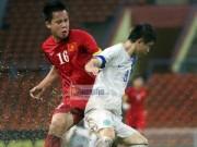 """Bóng đá Việt Nam - """"Gà son"""" Thanh Bình lập hattrick cho U23 Việt Nam"""