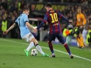 """Bóng đá - Messi, Suarez lọt top 10 pha """"xâu kim"""" đẹp nhất 2015"""