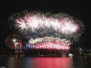 Du lịch - Khám phá những quốc gia đầu tiên đón năm mới 2016