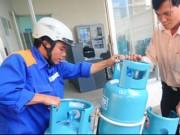 Thị trường - Tiêu dùng - Giá gas giảm mạnh trong ngày đầu năm mới