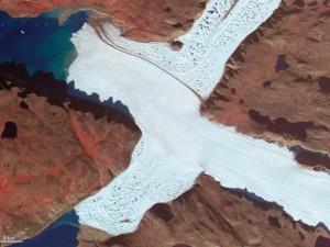 Du lịch - Cảnh vật độc đáo giống 26 chữ cái chụp từ vệ tinh