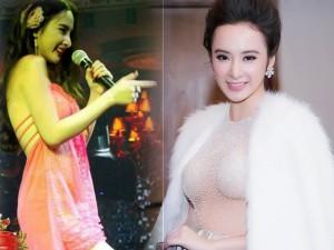 """Thời trang - 12 bộ cánh gây """"nhức mắt"""" của Angela Phương Trinh"""