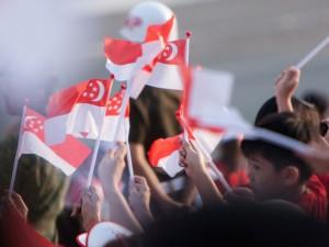 Israel xin lỗi vì dùng cờ Singapore làm khăn trải bàn