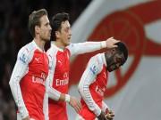 Bóng đá - Arsenal - Newcastle: Vua 2015 mở hàng