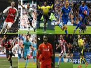 Bóng đá - 10 tiền đạo hay nhất NHA: Vắng bóng sao MU, Chelsea