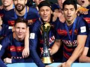 Bóng đá - Cầu thủ hay nhất thế giới: Dàn sao Barca phủ bóng