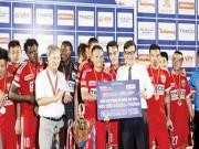 Bóng đá - Trận Siêu Cúp Quốc gia 2015 được đưa về xứ Thanh