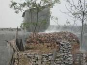 Video An ninh - Thanh Hóa: 8 người chết do ngạt khí lò vôi