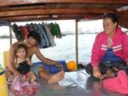 Tin tức trong ngày - Xóm ghe Sài Gòn muốn được… lên bờ
