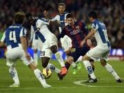 """Bóng đá - Espanyol – Barca: Hái """"lộc"""" đầu xuân"""