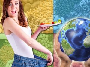 Giảm cân - 7 lợi ích không tưởng từ thói quen ăn chay