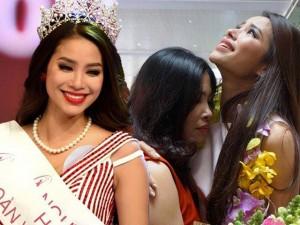 Một năm nhiều nước mắt của Hoa hậu Phạm Hương