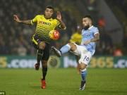 Bóng đá - Chi tiết Watford - Man City: Đảo chiều chóng mặt (KT)
