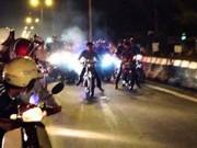 An ninh Xã hội - Ngăn chặn 100 quái xế đua xe trái phép ở cửa ngõ TP.HCM