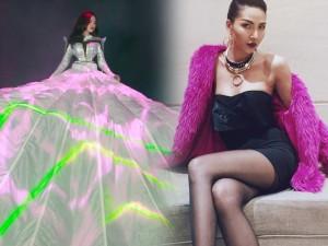 Thời trang - Váy hot nhất tuần: 3 bộ cánh hút mắt ngày đầu năm
