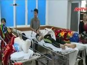 Video An ninh - 124 vụ TNGT, 65 người chết trong 3 ngày đầu năm 2016