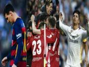 Bóng đá - Tiêu điểm La Liga V18: Ngư ông đắc lợi