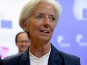 """Tài chính - Bất động sản - Giám đốc IMF: Kinh tế thế giới 2016 """"đáng thất vọng"""""""