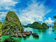 Du lịch - Vịnh Hạ Long, top 10 di sản thế giới nên đến năm 2016
