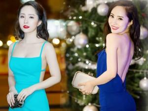 Thời trang - Quỳnh Nga - 'đồng hồ cát' quyến rũ của showbiz Việt