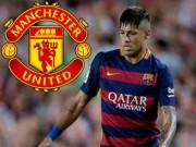 Bóng đá - MU vung 140 triệu bảng để chiêu mộ Neymar