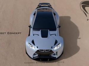"""Ô tô - Xe máy - Mãng xà BMW M4 hung hãn với gói độ từ """"Hoffy Automobiles"""""""