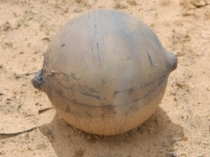 Lý giải thuyết phục về quả cầu lạ giống ở Tuyên Quang