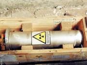 Bắc Kạn: Thất lạc nguồn phóng xạ