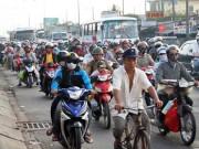Tin tức trong ngày - Mỗi ngày dân Sài Gòn sắm 100 ô tô, 1000 xe máy