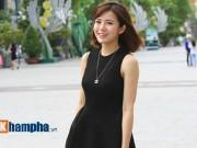 """Bóng đá - Hotgirl MU Tú Linh: """"Công Phượng, cầu thủ tôi yêu mến nhất"""""""