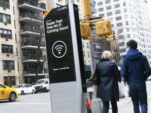 Công nghệ thông tin - 500 cột điện thoại tại New York sẽ chuyển thành cột phát Wi-Fi