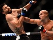 Thể thao - UFC: 2 lần vô địch, 2 lần đổ máu đẫm mặt