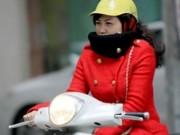 Tin tức trong ngày - Sáng mai Bắc Bộ đón không khí lạnh, trời chuyển rét