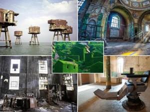 Thế giới - Những địa điểm bỏ hoang đẹp mê mẩn trên thế giới