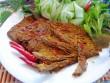 Làm thịt bò khô để dành ăn Tết